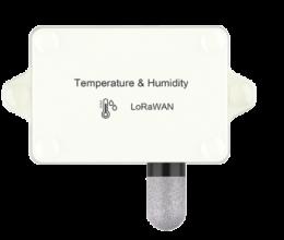 ThingsOn LoRa Temperature & Humidity Sensor